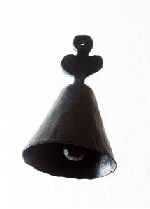 Obrázek z Kovaný zvoneček ŠTĚSTÍK MALÝ