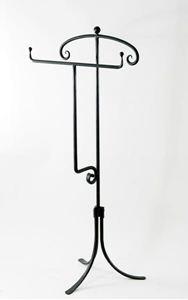 Obrázek z Kovaný stojan na šaty PANSKÝ SLUHA
