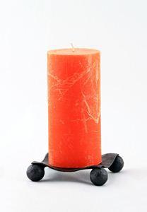 Obrázek z Kovaný svícen TALÍŘ