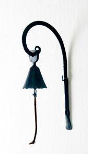 Obrázek z Kovaná zvonička MIKULÁŠ