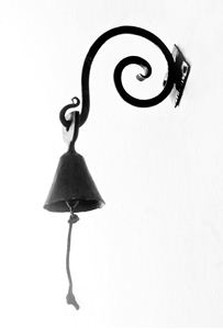 Obrázek z Kovaná zvonička ESÍČKO