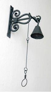 Obrázek z Kovaná zvonička MEDÚZA